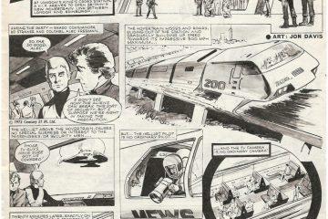 Alien Brainwave Page 1