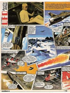 Arctic Affair Page 1a