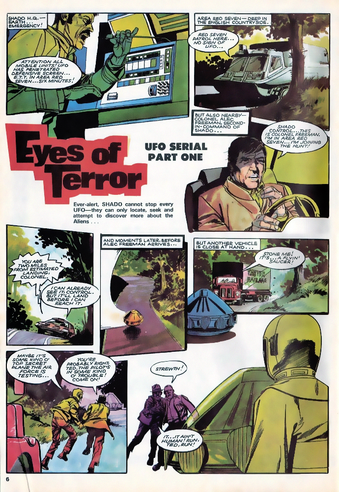 Eyes Of Terror Page 1