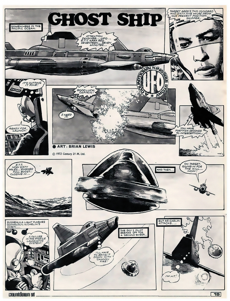 Ghost Ship Page 1