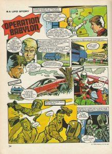 Operation Babylon Page 1