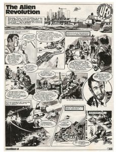 The Alien Revolution Page 1
