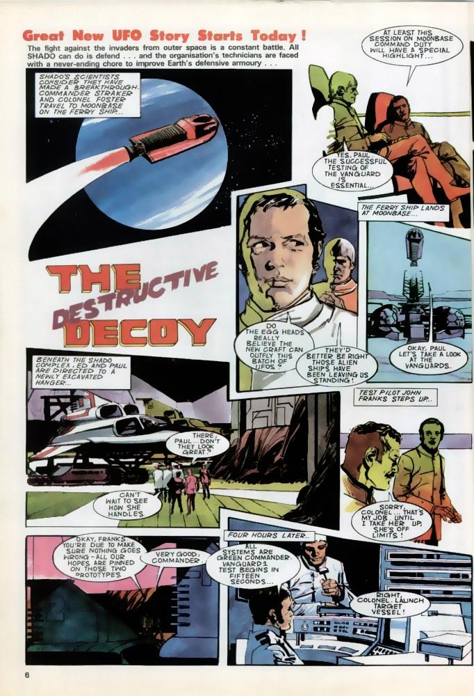 The Destructive Decoy Page 1