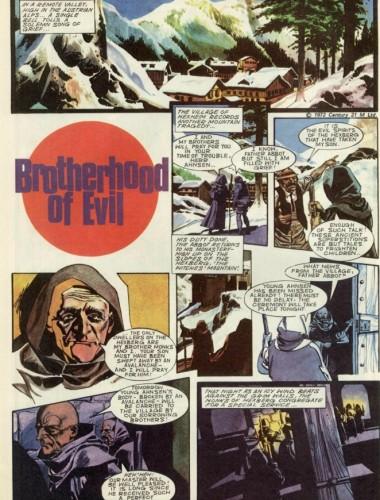 Brotherhood Of Evil Page 1