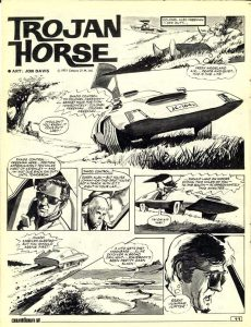 Trojan Horse Page 1