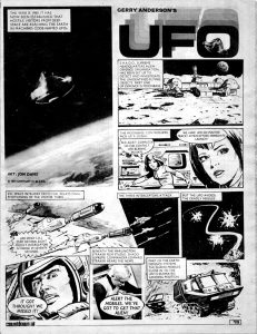 Unkown Story 1 Page 1