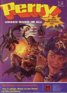 UFO Perry 61 cover